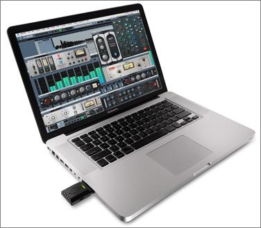 UAD2 Laptop