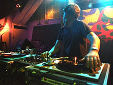 John Digweed in action