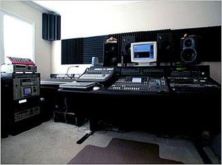 Devine's studio